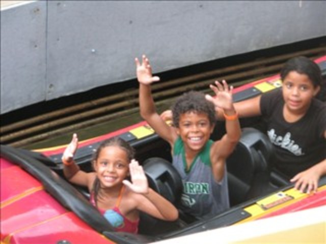 Islands of Adventure on me and my sisters birthday