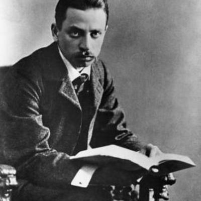 Rainer Maria Rilke timeline