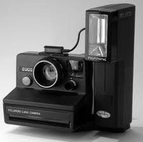 L'appreil photo polaroid