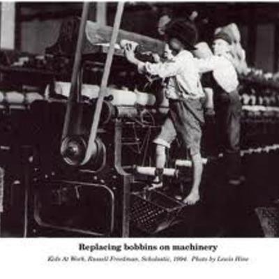 The Industrial Revolution (14523) timeline