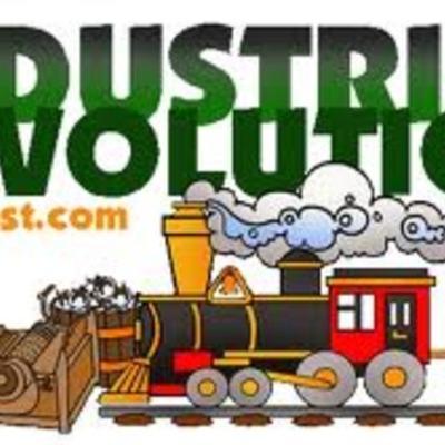Industrial Revolution Timeline 13961