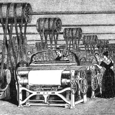 industrial revolution 14581h timeline