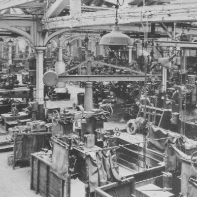 Industrial Revolution (14575) timeline