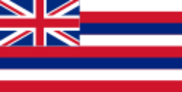 Hawaii becomes the 50th state of the United States