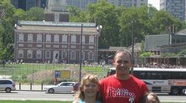 OUR PHILADELPHIA TRIP - AUGUST 7, 2010 timeline