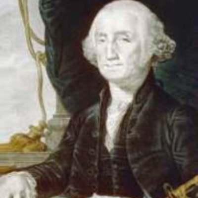 Trey's timeline of George Washington
