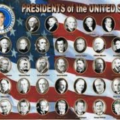 Who's Been President Since I Was Born timeline
