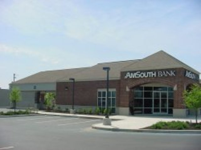 Promoted to Branch Manager at Amsouth Bank