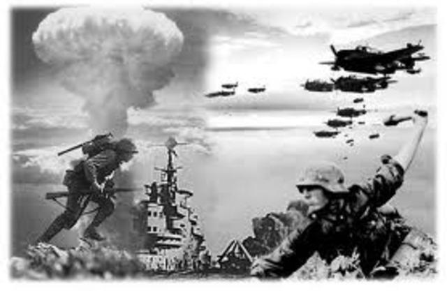 Empieza la segunda Guerra Mundial