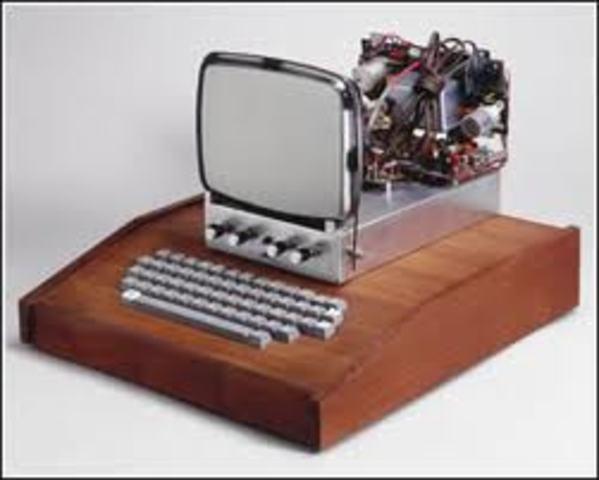 El primer ordenador que fue desarollado de la mano de Honrad Zuse
