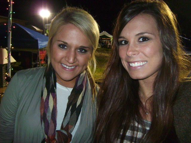 Madison Fair with my friend