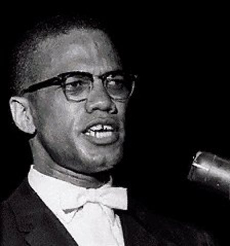 Malcom X Becomes Minister of the Nation of Islam