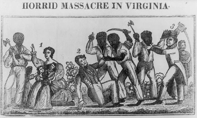 Nat Turner Leads the Most Significant Slave Uprising in American History