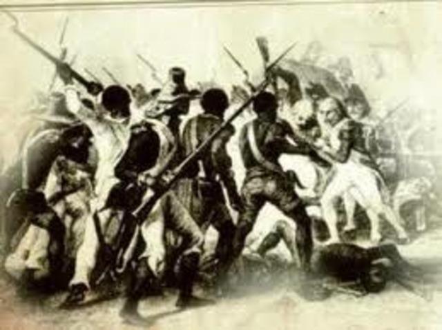 Largest Armed Slave Rebellion in New Orlens