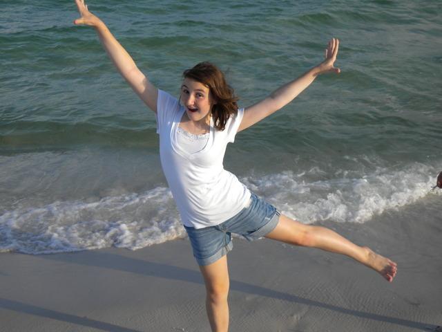 Emily Katelyn Whitehurst (my sister) is born