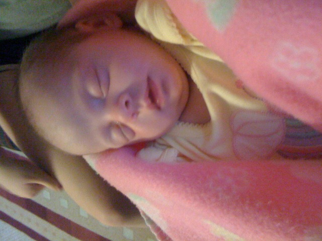 Lexie Gayle Whitehurst is born