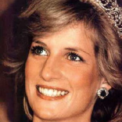 Alicia's Biography on Princess Diana timeline