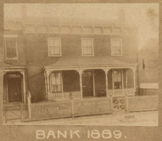First Black-owned bank - The Savings Bank of the Grand Fountain United Order of True Reformers