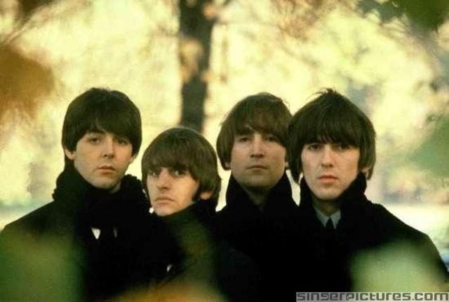 The Beatles - Across The Universe - No One's Gonna Change Our World