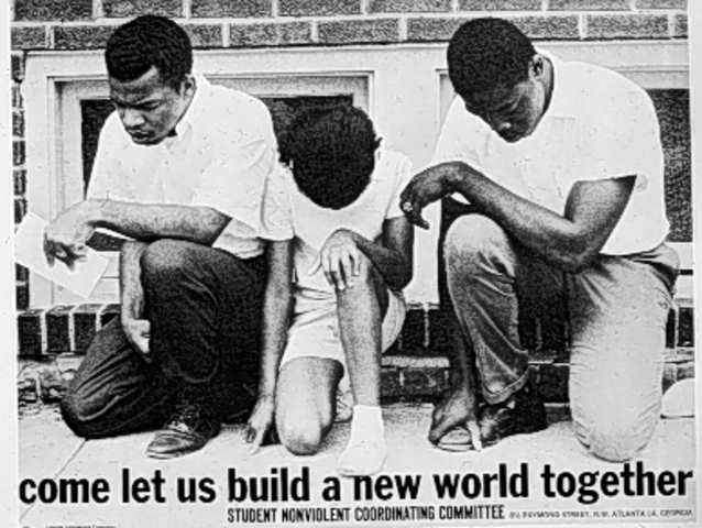 The Student Nonviolent Coordinating Committee-SNCC