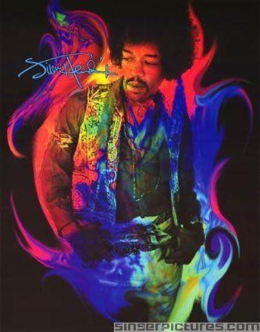 Jimi Hendrix - VooDoo Child (Slight Return) - Electric Ladyland