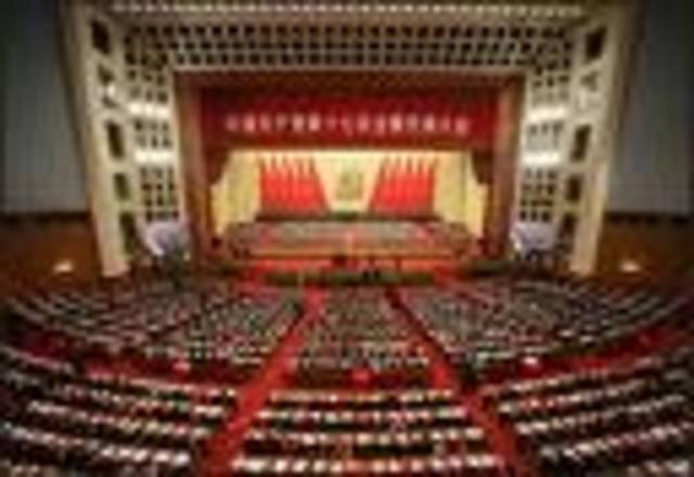 China goes Communist