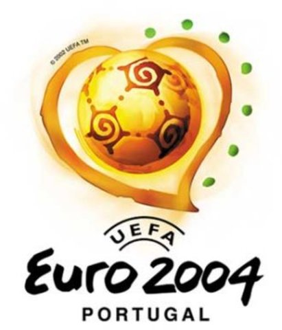 Plays in the Euro 2004 final, and loses to Greece