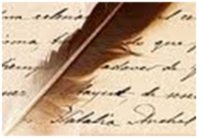 Primer anuncio de enseñanza por correspondencia