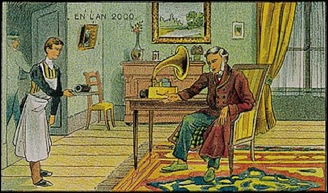 Sociedad fonográfica de correspondencia