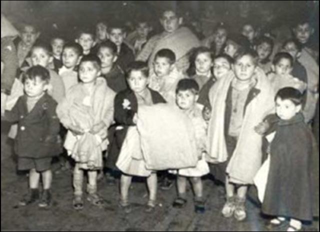 Educación en la postguerra