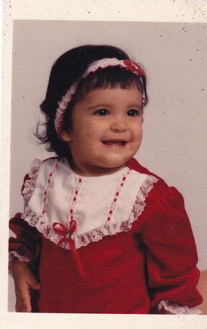 My Cousin Erika was Born