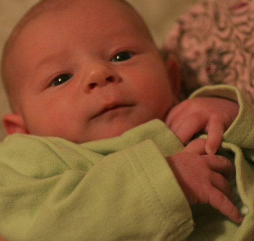 The Birth of My Son, Jameson Bentley-Alan Kelley