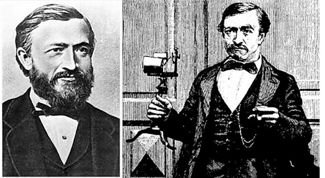 Johann Philipp Reis - Electric Loudspeaker developed