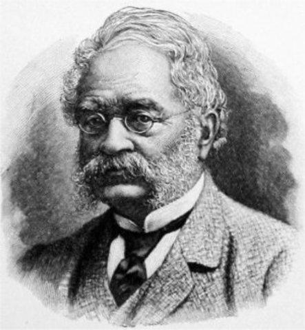 Improved on by Ernst Siemens - German patent gotten
