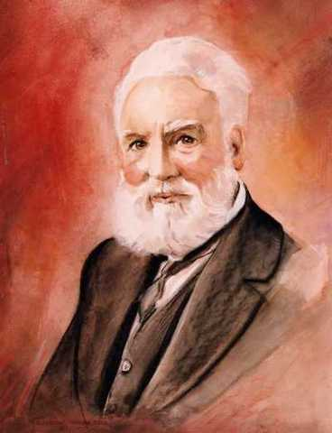Alexander Graham Bell - Improved loudspeaker