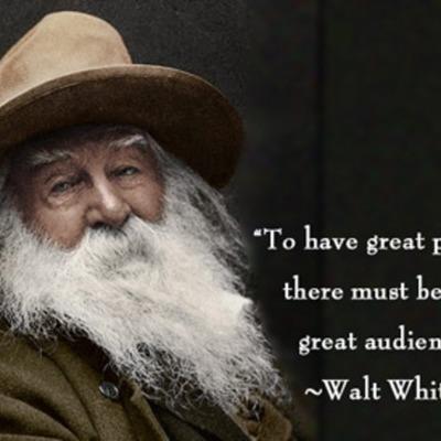 Walt Whitman timeline