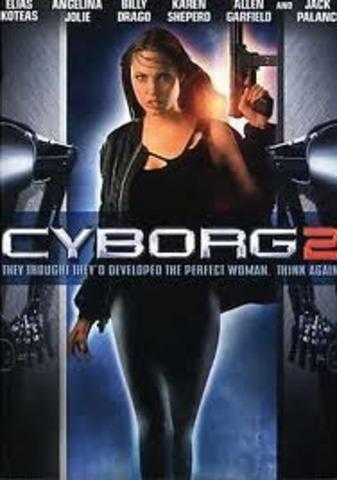 """"""" Cyborg 2"""""""
