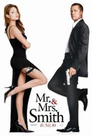 """""""Mr and Mrs Smith"""""""