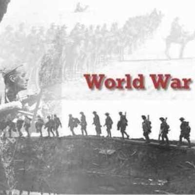 World War I Overview timeline