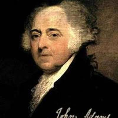John Adams Presidency timeline