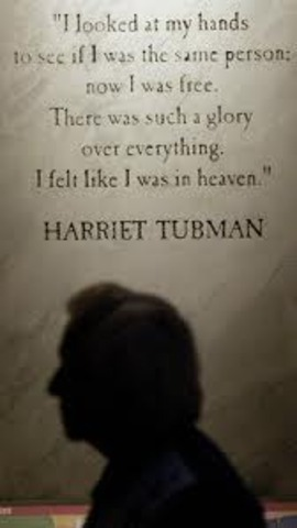 The death date of Harriet Tubman