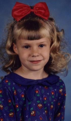 I started Kindergarten!