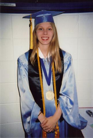 I graduated from Mary G. Montgomery!