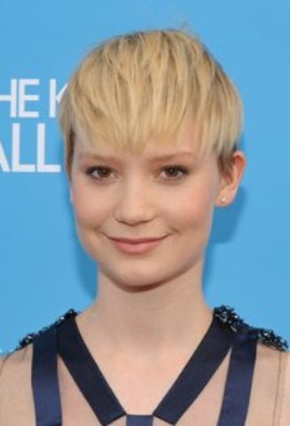 Mia Wasikowska (Alice; Alice in Wonderland 3D) is born.