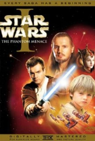 Star Wars I: The Phantom Menance