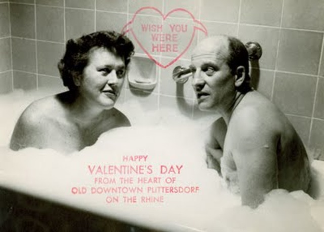 Paul and Julia Child married