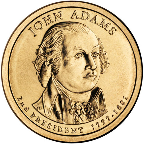 Second President of the US