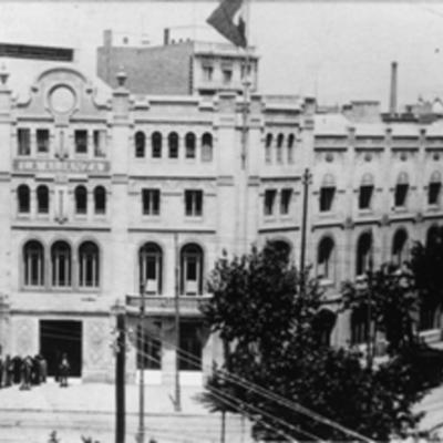 Poblenou-Barcelona timeline