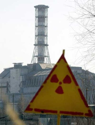 Chernobyl Nuclear Plant Meltdown