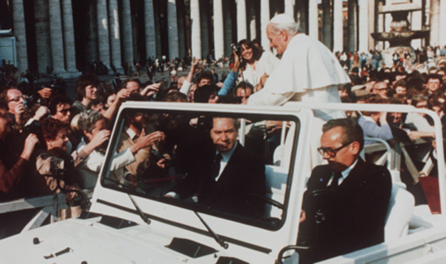 Assasination Attempt on Pope John Paul II